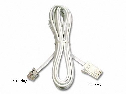 line cord  rj11